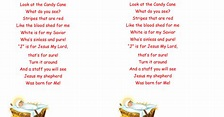 Candy Cane Poem Free Printable.pdf | Candy cane poem ...