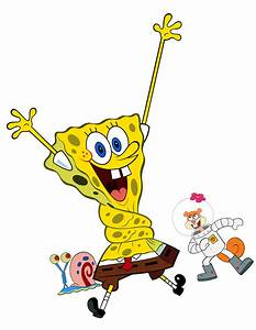 Image Gallery spongebob vector
