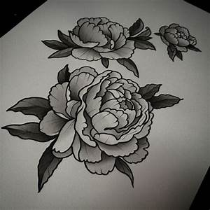 40+ Black And White Tattoo Designs