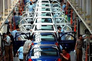 Car assembly line in China ABC News (Australian