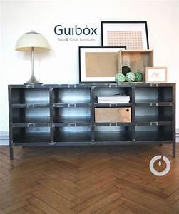 Meuble Salon Industriel. meuble de salon industriel. meuble salon ...