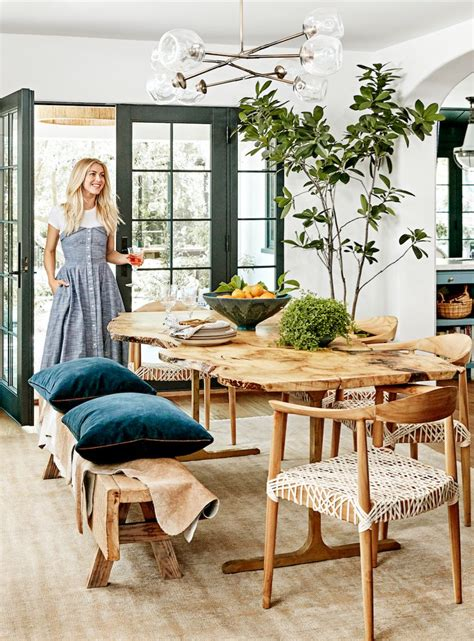Julianne Hough Better Homes & Gardens  Popsugar Home