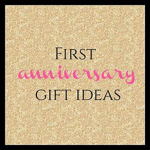 first anniversary gift ideas burgh brides With traditional first wedding anniversary gift