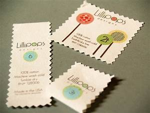 lillipops designs blog household chemistry aka how With custom fabric labels design your own
