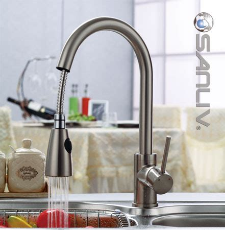 Pullout Spray Kitchen Sink Faucet 28108  Pullout Spray