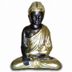 Buddha Figuren Deko : deko figur asiatischer buddha ~ Indierocktalk.com Haus und Dekorationen