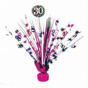 Party Deko 24 : 30 geburtstag deko geschenke dekoartikel und geschenkartikel zum 30 geburtstag ~ Orissabook.com Haus und Dekorationen