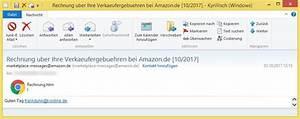 Gmx Rechnung Erhalten : rechnung uber ihre verkaeufergebuehren bei 10 ~ Themetempest.com Abrechnung