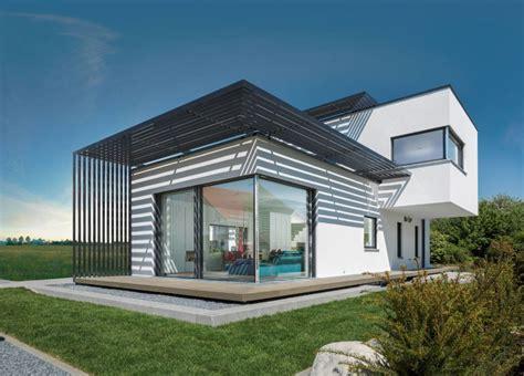 Moderne Häuser Im Bauhausstil by Ein Plusenergiehaus Im Bauhausstil 13 Sch 246 Ne Eindr 252 Cke