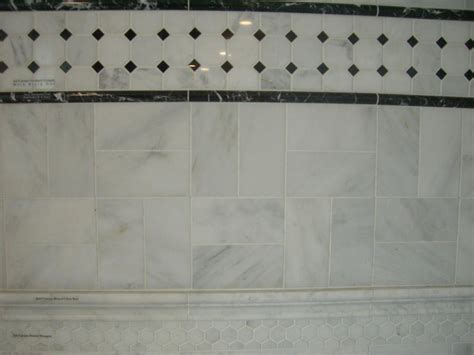 fresh white subway tile and grout color 5342
