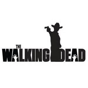 Freddy Krueger Pumpkin Carving Stencil Free by The Walking Dead Rick With Gun 8 Quot Vinyl Decal Sticker No2
