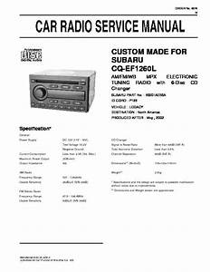 Panasonic Cq Rx100u Wiring Diagram