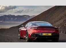 Go Configure the 2019 Aston Martin DBS Superleggera Of