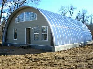 Quonset Hut Home Safe Easy And Affordable SteelMaster