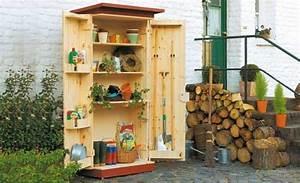 Geräteschuppen Holz Selber Bauen : ger teschrank selber bauen ~ Sanjose-hotels-ca.com Haus und Dekorationen
