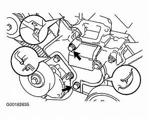 2005 Toyota 4runner Serpentine Belt Routing And Timing Belt Diagrams