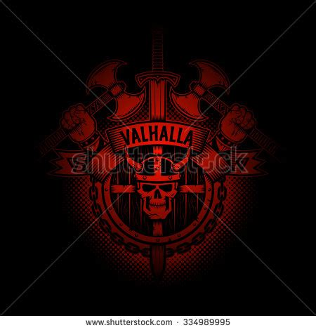 What Was The Ethnic Background Of The Vikings Valhalla Stock Images Royalty Free Images Vectors