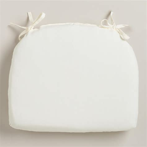 white cadiz outdoor chair cushion world market