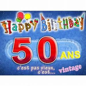 Faire Part Anniversaire 50 Ans : carton anniversaire 50 ans kn06 jornalagora ~ Edinachiropracticcenter.com Idées de Décoration