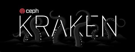 Kraken Boat Graphics by Ceph The Future Of Storage 187 Logos