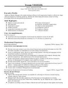 jr underwriter resume sle avp de underwriter resume exle bank of america