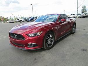 2016 Ford Mustang GT Premium GT Premium 2dr Convertible for Sale in Spokane, Washington ...