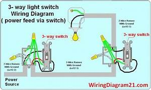 How Do I Wire A 3 Way Switch On A New Construction