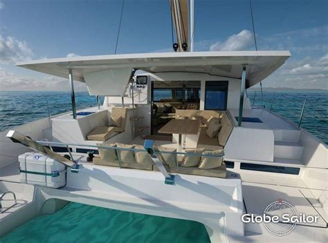 Catamaran Lucia 40 by Rental Lucia 40 From The Charter Base Marmaris In Turkey
