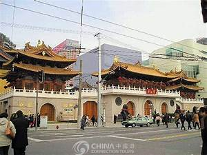 Jin'an Temple, Jin'an Temple Shanghai - Shanghai Travel Guide