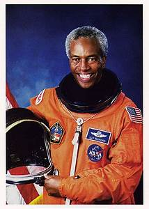 Guion Bluford, the First African-American Astronaut
