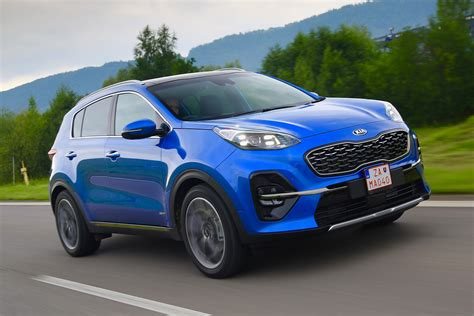 New Kia Sportage 2018 Facelift Review  Auto Express