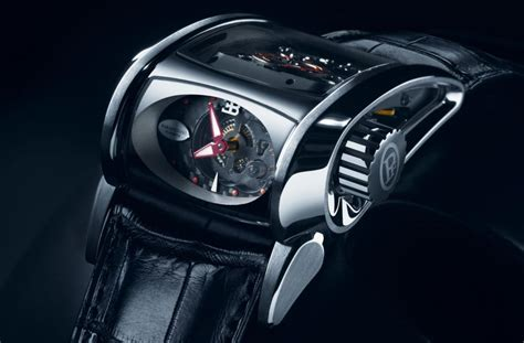 Parmigiani Bugatti Super Sport Costs More Than The Car