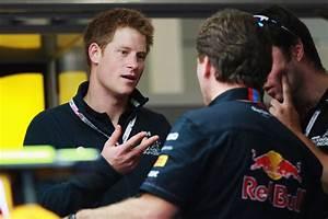 Prince Harry in F1 Grand Prix of Great Britain - Zimbio