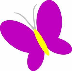 Pink And Purple Butterfly Clipart | Clipart Panda - Free ...