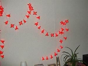 Guirlande Lumineuse Papier : guirlande en papier cr ations lampes et guirlandes lumineuses de creamumu n 21102 vue 9501 fois ~ Teatrodelosmanantiales.com Idées de Décoration