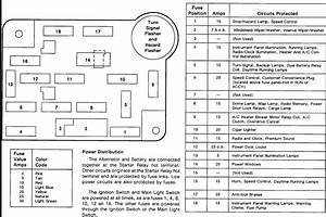 Relay Blower 2002 Ford E350 Fuse Box Diagram