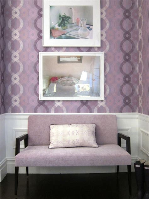 ways  decorate  lilac hgtv