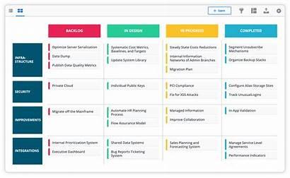 Roadmap Technology Framework Progress Objectives Template Plan