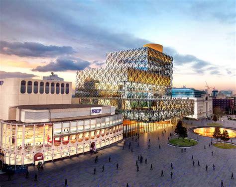 Birmingham Library Building - e-architect