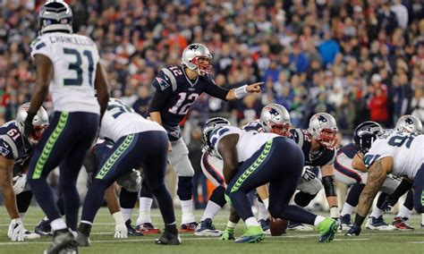 halftime takeaways patriots  seahawks week
