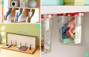 roundup 15 diy office storage and organization ideas curbly