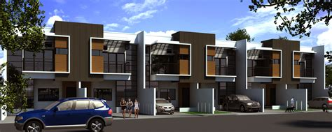 Modern Row House Design Planning Houses  Building Plans