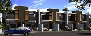 Modern row house design planning houses architecture for Interior design in row house