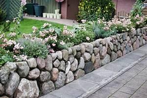 Gartenzaun Aus Stein : beautiful gartenzaun aus stein contemporary ~ Lizthompson.info Haus und Dekorationen