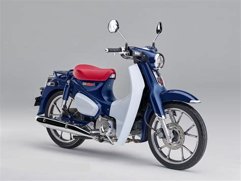 2019 Honda Super Cub C125  Top Speed