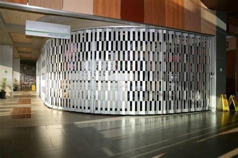 aluminum folding curtain images quantum security gates