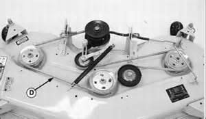 48c mower deck idler pulley diagram 48c free engine