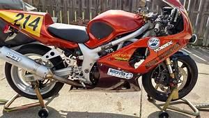 01 Sv Superbike  Gsxr Front  Clean Title