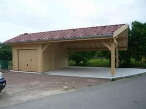 Abri De Jardin Ouvert : abri jardin garage abri jacuzzi 74 chalets sage ~ Premium-room.com Idées de Décoration