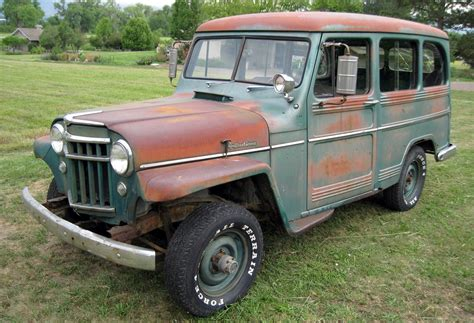 jeep willys wagon for sale 4 wheeling 1956 willys wagon